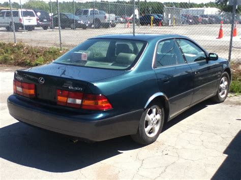 Lexus Es300 1998 1998 Lexus Es 300 In Syracuse Used Car And Auto Parts