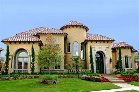 mediterranean custom homes 10 best ideas about mediterranean house exterior on