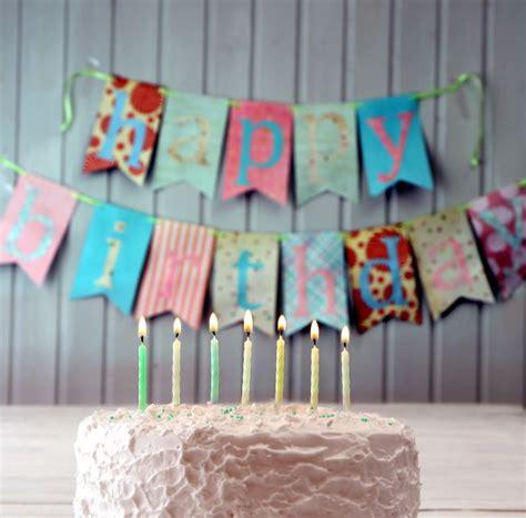 addobbi tavolo compleanno decorazioni di compleanno fai da te facili feste e