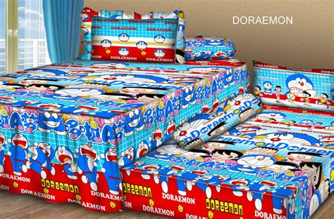 Sprei 2 In 1 Sorong 120 X 200 Princess 1 jual tommony sprei sorong doraemon jimmy s shop