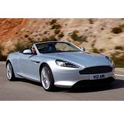 Aston Martin Virage Volante 2012 Pictures 1 Of 8  Cars