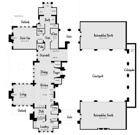 castle green floor plan declan castle plan tyree house plans