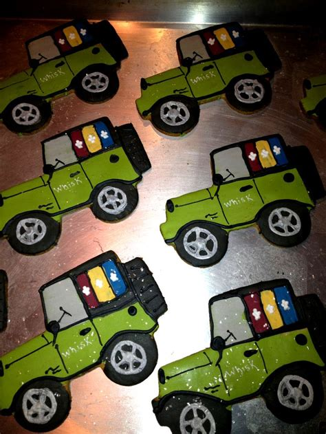 jeep cookies 31 best images about jeep food on cakes
