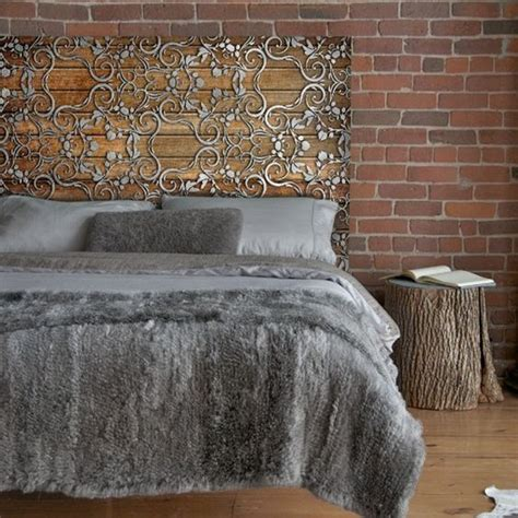 metal and wood headboards 28 unique metal headboards that are worth investing in