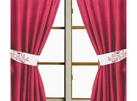 hot pink curtain tie backs compare prices of curtains and blinds read curtains and