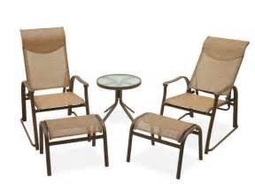 2269880 hideaway sling aluminum patio furniture