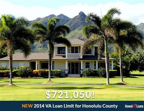 breaking news honolulu county va loan limit increases