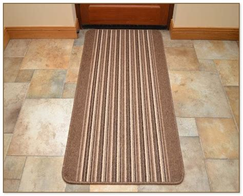 Kitchen Area Rugs For Hardwood Floors L Shaped Kitchen Rug