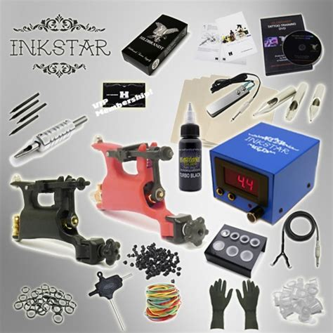 rotary tattoo kits kit inkstar journeyman rotary radiant black ink