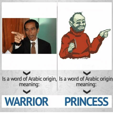 Meaning Of The Word Meme - is a word of arabic origin ls a word of arabic origin