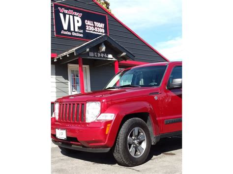 used jeep liberty 2008 2008 jeep liberty for sale by owner in spokane wa 99216