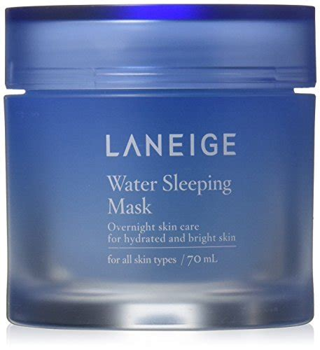 Laneige Water Sleeping Mask Di Korea 2015 new laneige water sleeping mask 70ml for all skin