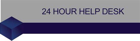 24 Hour Help Desk facilities management sfm uk