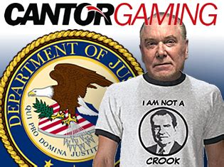 cantor gaming cantor fitzgerald says cantor gaming ceo not a crook