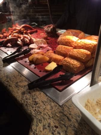 meat carving in the buffet at the golden nugget picture