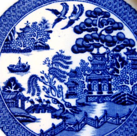 willow pattern close up major project kandise adams