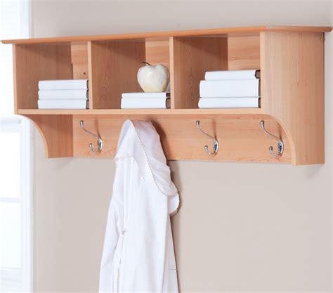 Shelf Hooks by Shelf With Hooks Parisian Grey Wall Shelf With Hooks Four