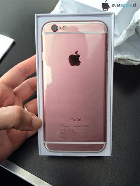 Iphone 6 16gb Gold Rosegold iphone 6s quot gold quot svetapple sk