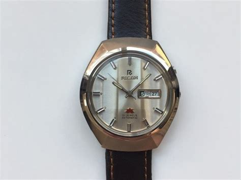 Ricoh 21 Jewels Automatic fs ricoh automatic 21 jewels 61465a mywatchmart
