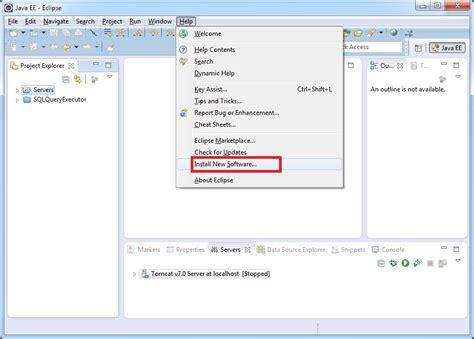 tutorial java windowbuilder install windowbuilder eclipse