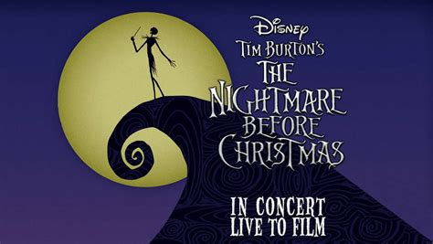 danny elfman nightmare before christmas hollywood bowl the nightmare before christmas live with danny elfman at