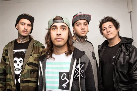 sleeping with sirens and pierce the veil announce 2014