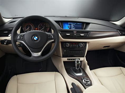 2014 Bmw X1 Interior by 2014 Bmw X1 Price Photos Reviews Features