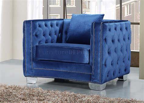 Light Blue Velvet Sofa by Reese 648ltblu Sofa In Light Blue Velvet Fabric W Optional