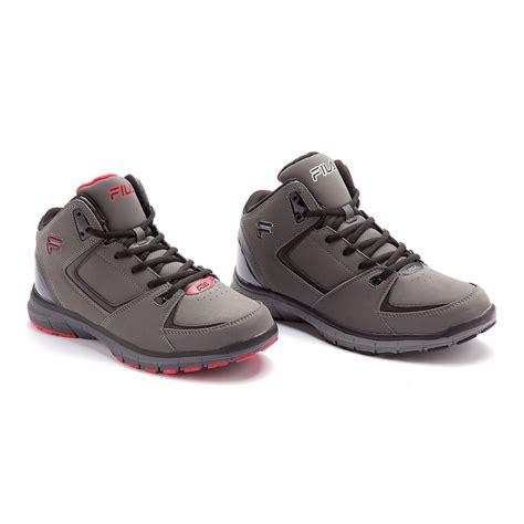 fila mens basketball shoes fila s breakaway 4 basketball shoes ebay