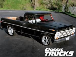 1971 ford f 100 classic trucks magazine