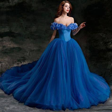 Blaue Kleider Hochzeit by Robe De Mari 233 E Princesse Bleu Meilleure Source D