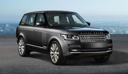 most comfortable suv in india range rover autobiography comfortable luxury suv land