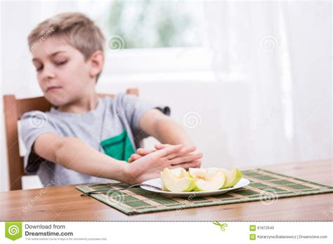 won t eat his food but will eat treats refusing to eat healthy food stock photo image 61872640