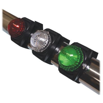 boat navigation lights whitworths dripro emergency led navigation lights battery operated