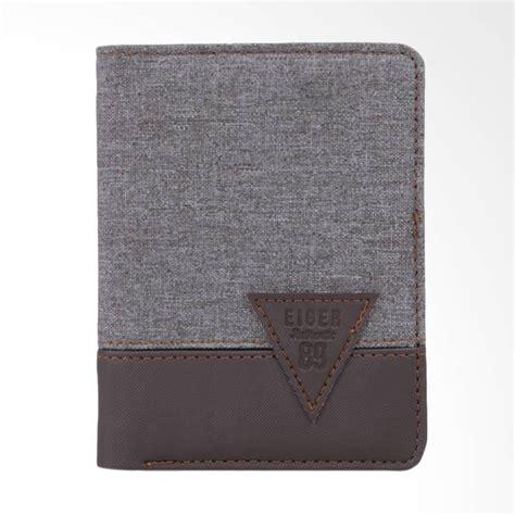 Jam Tangan Eiger Ls 102 jual eiger ls classic wallet brown harga kualitas terjamin blibli