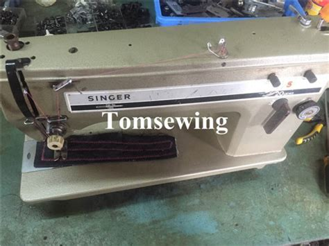 Used Zig Zag Sewing Machine Singer 20U Store in China