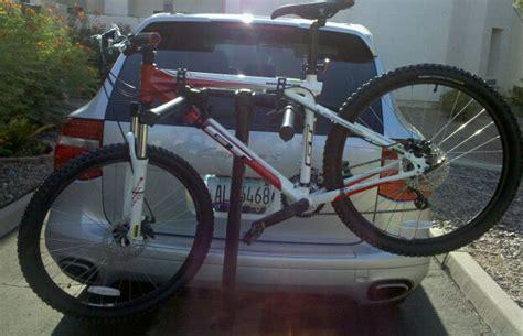 Bike Rack For Porsche Cayenne by Review Xport Slipstream 4 Bike Dual Receiver Hitch Rack Rennlist Porsche Discussion Forums