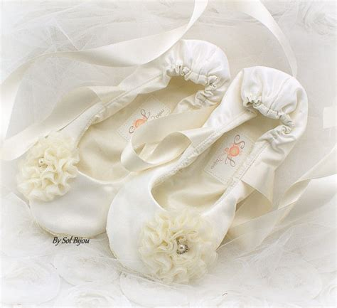 bridal ballet slippers ballet flats wedding bridal communion lace up