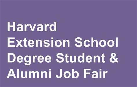Harvard 2 2 Mba Program by Career Fairs Office Of Career Services