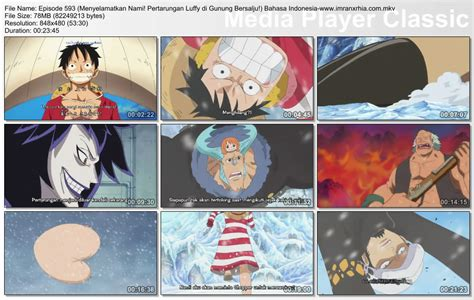film one piece bahasa indonesia episode terakhir download film one piece episode 593 menyelamatkan nami