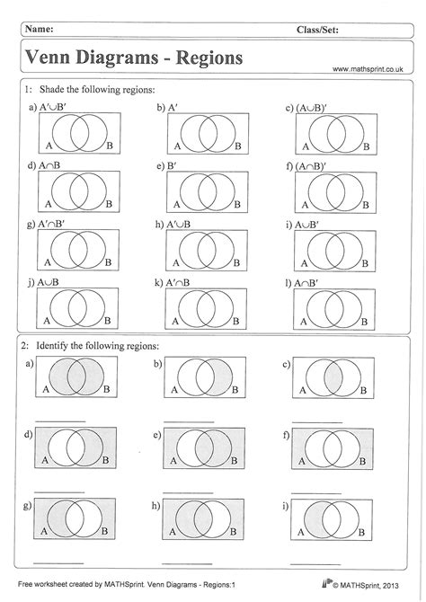 venn diagram shading venn diagram shading worksheet images how to guide and