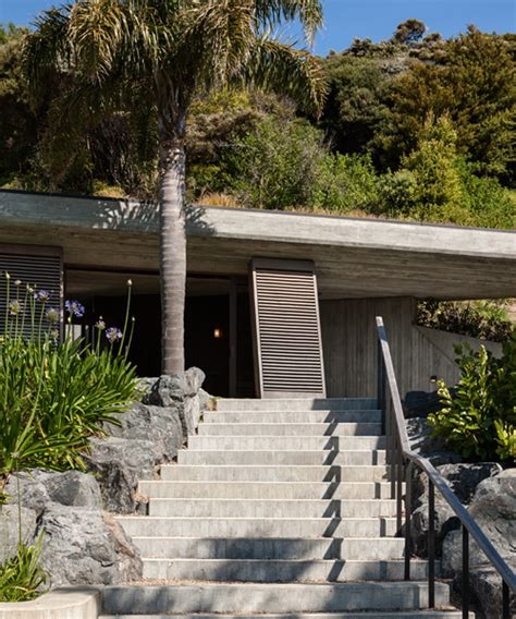 Landscape Architect New Zealand Studio Pacific Architecture Rawhiti Bach New Zealand