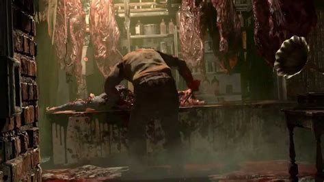 the within the evil within is what resident evil 5 should been