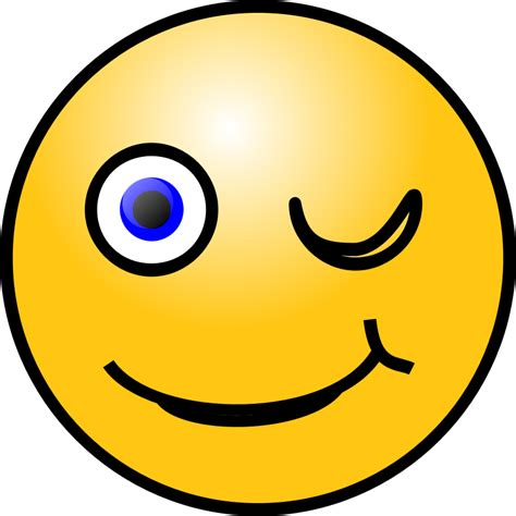 wink smiley face cliparts co clipart emoticons winking face cliparts co