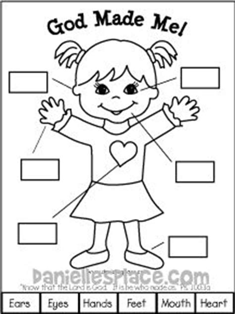 25 Best Ideas About God Made Me On Pinterest Religious God Made Me Special Coloring Pages