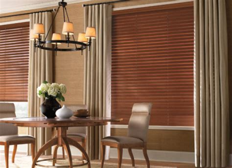 curtains over wood blinds wooden blinds and drapes costa rican furniture
