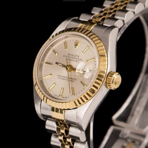 Rolex Oyster Perpetual Date Just Glw rolex oyster perpetual datejust ref 69173 26mm md watches