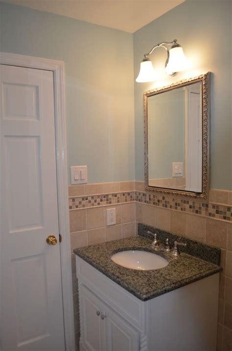 how to put up backsplash in bathroom pin by house of color on bathroom backsplash tile