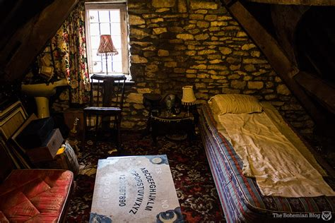 Tiny House by The Ancient Ram Inn A Visit To England S Most Haunted