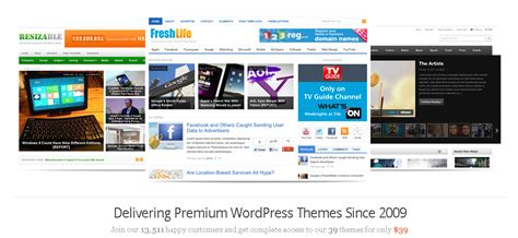 theme junkie responsive 5 sites to find premium responsive wordpress themes in 2018